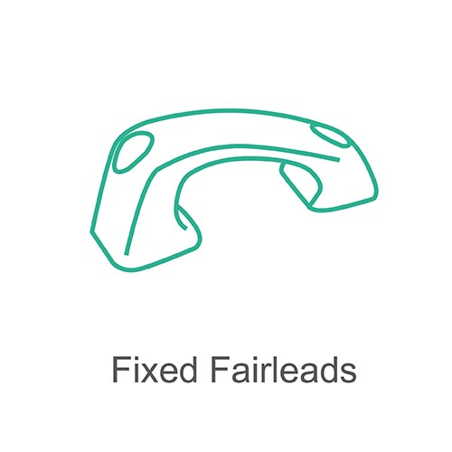 Fixed Fairleads