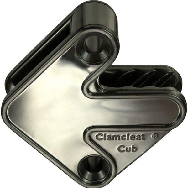 C232 - Clamcleat 6mm Cub Plas (Pk Size: 1)