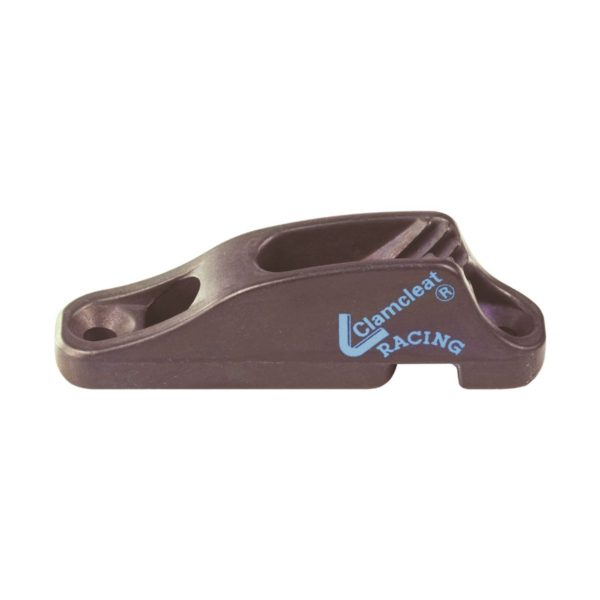 C704A - Clamcleat M6 Junior Ali Hard Anodised with bkt (Pk Size: 1)
