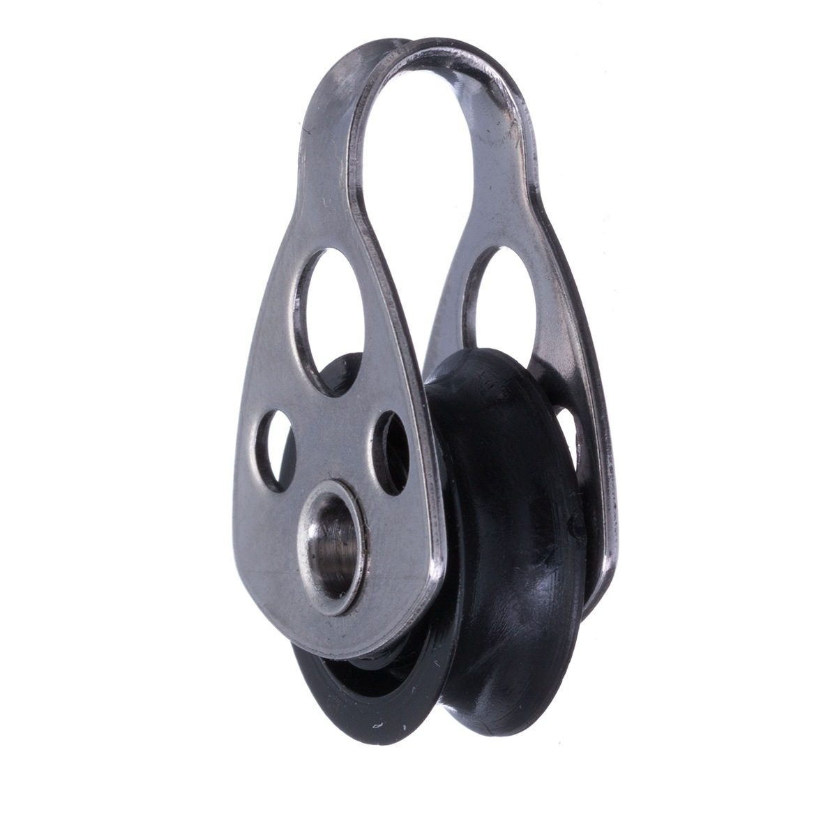 R1530 - 18mm Block Micro Single loop acetal sheave(Pk Size: 1)