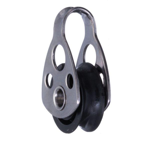 R1530 - 18mm Block Micro Single loop acetal sheave(Pk Size: 1)