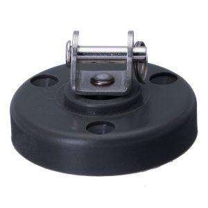 R1840 - Base Plastic S/S Swivel (Pk Size: 1)