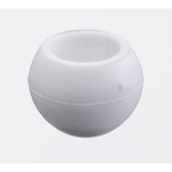 R1902T - Ball 4mm White (Pk Size: 50)