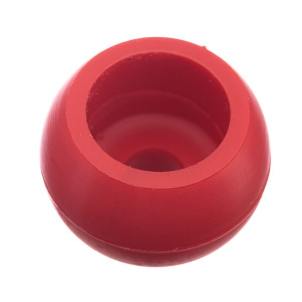 R1903T - Ball 4mm Red (Pk Size: 50)