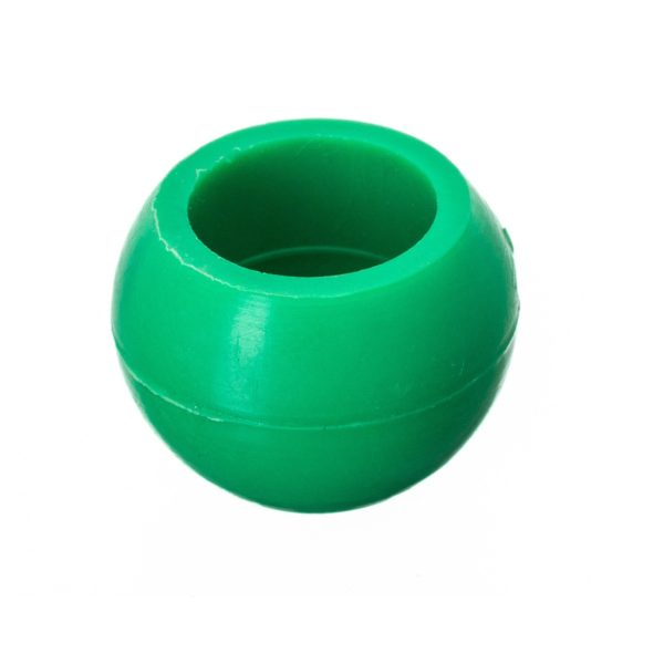 R1904T - Ball 4mm Green (Pk Size: 50)
