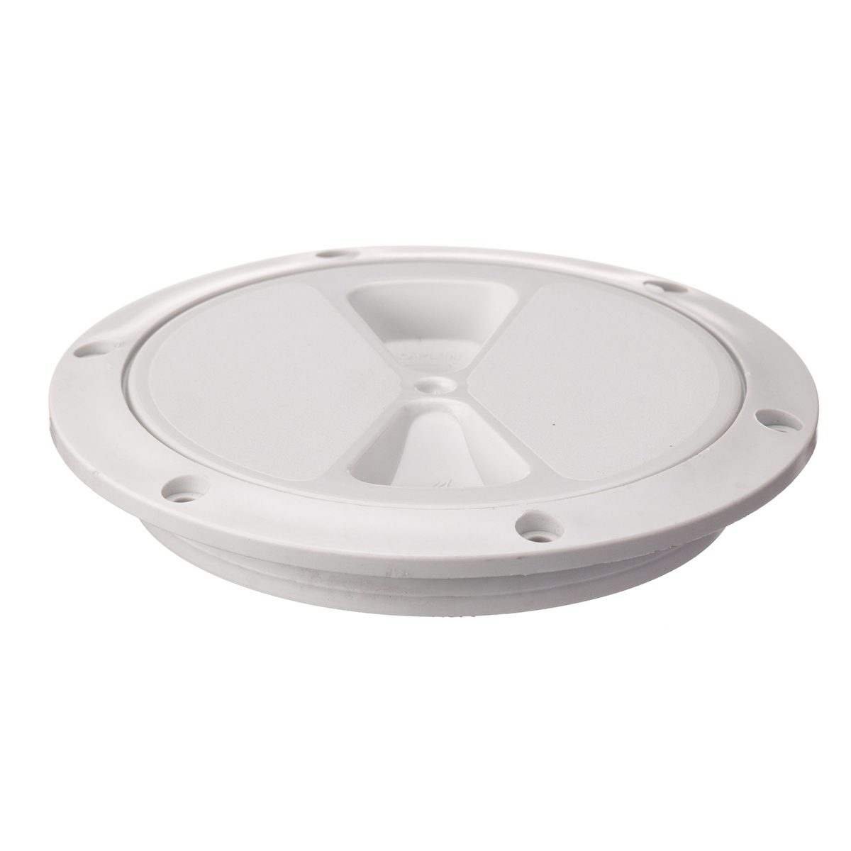 R4040L - Screw Insp Cover 100mmm  (White) (Pk Size: 1)