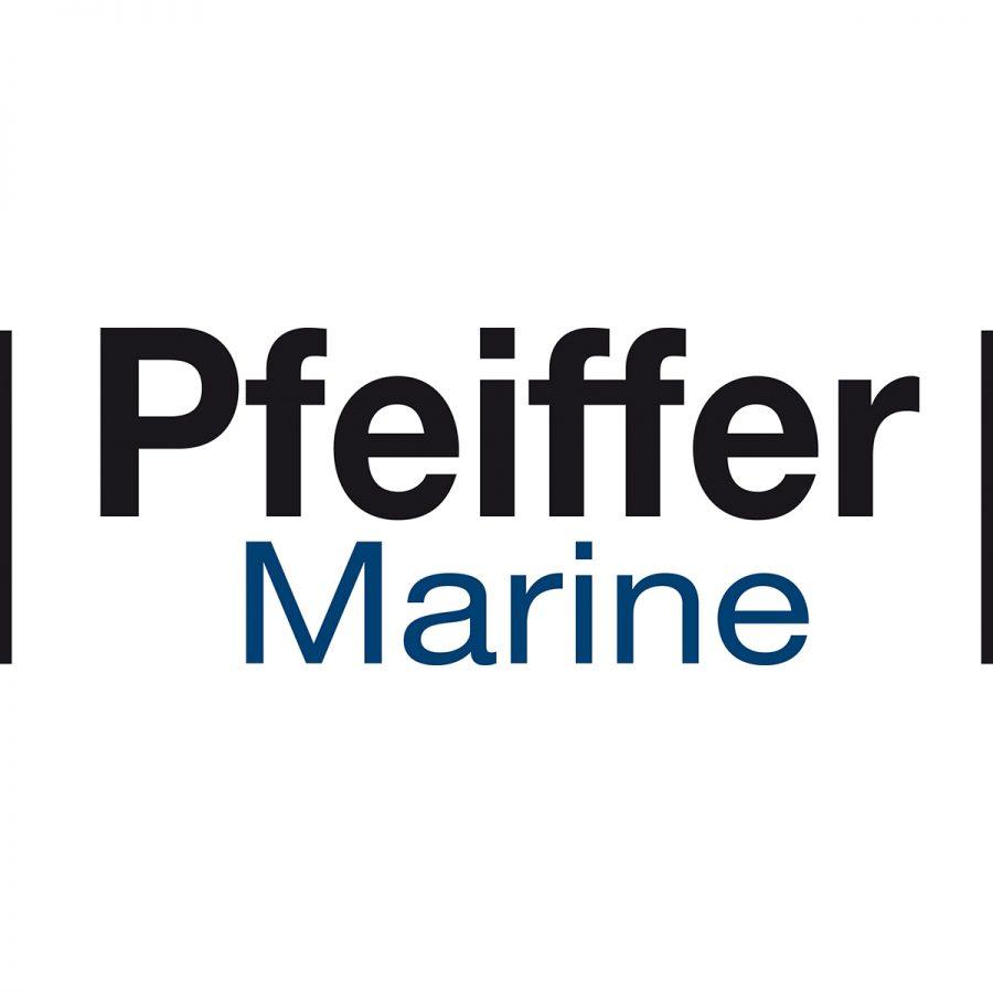 pfeiffer marine logo