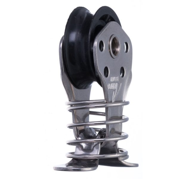 R1801 - 25mm Block on stand up spring (Pk Size: 1)